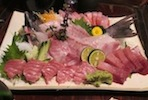 Sashimi to die for